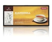 TE FRIGGS KAMOMILLE 25 ST/ASK