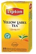 TE LIPTON YELLOW LABEL 25 ST/ASK