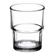 DRICKSGLAS LYON 20CL STAPELBART HÄRDAT GLAS