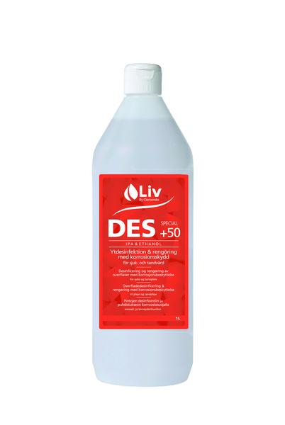 YTDESINFEKTION LIV DES SPECIAL50 1L