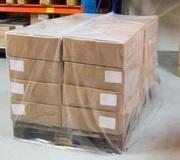 HUV PLAST VAGNSKYDD TRANSP LLD 690/430X1950X0,035MM RULLE