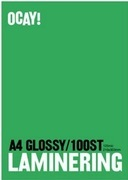LAMINERINGSFICKA A4 2X80MIC