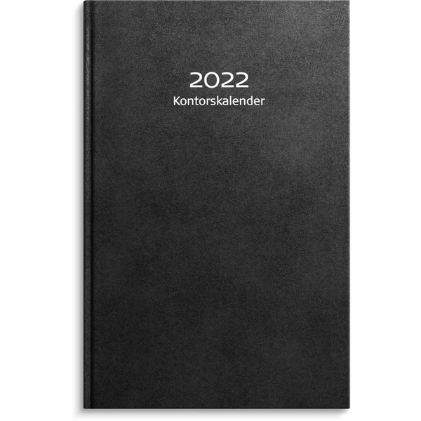 KONTORSKALENDER 2020 150X230MM INBUNDEN