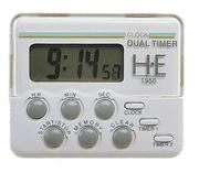 SIGNALUR TIMER KLOCKA DIGITAL 62X51X13MM