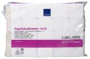 PAPPERSHANDDUK CARENESS 24,8X23CM 2-LAG MULTIFOLD CLASSIC ECOLABEL