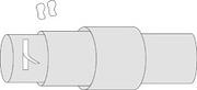 OP SLANGSKYDD BARRIER 14X250CM STERIL ENKEL TOP